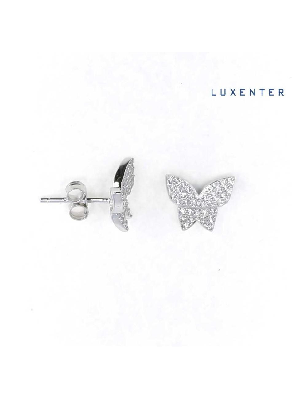 pendientes de mariposa