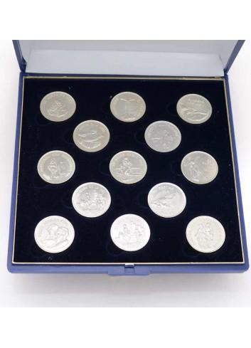 Arras Virgen Cabeza metal plateado 2,1cm