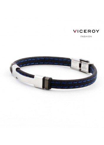 pulsera-viceroy-fashion-hombre-acero-h-silicona-negra-6402p09013