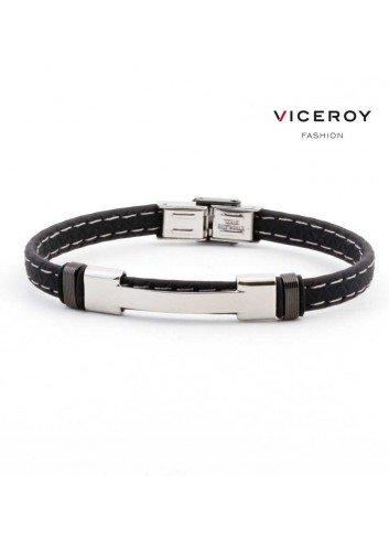 pulsera-viceroy-fashion-hombre-acero-h-silicona-pespunte-6402p09012