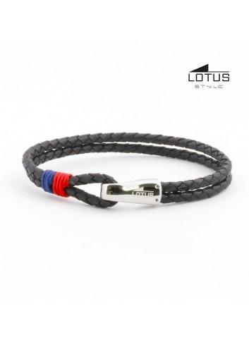 pulsera-lotus-cuero-trenzado-negro-gancho-ls1813-2-6