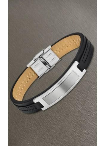pulsera-lotus-style-chapa-para-grabado-cuero-negro-ls1808-2-2