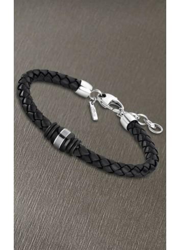 pulsera-lotus-cuero-trenzado-negro-pieza-gris-ls1814-2-6