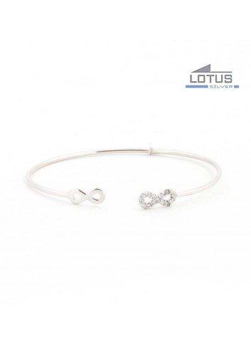 6ef3be0eb25a brazalete-lotus-silver-infinito-circonitas-plata-lp1578-2- ...