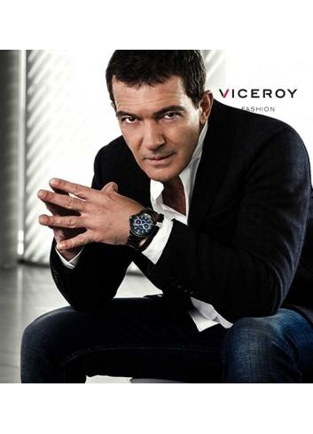 pulsera-antonio-banderas-viceroy-fashion-acero-cuero-negro-trenzado-6397p09010