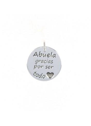 colgante-abuela-gracias-por-tanto-amor-plata-21mm