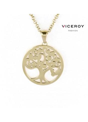 colgante-viceroy-arbol-de-la-vida-acero-chapado-calado-circonitas-80007c01012