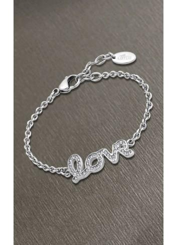 "Pulsera ""LOVE"" acero Lotus style LS1662-2/1"