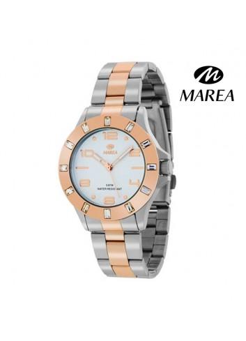 reloj-marea-mujer-cadena-bicolor-oro-rosa-bisel-piedras-b41180-5-blanca