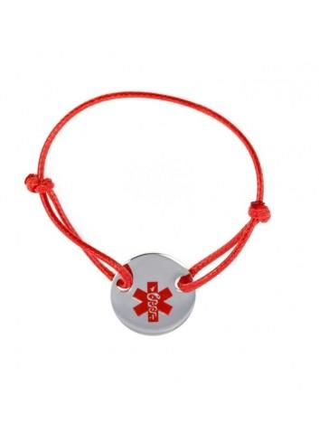pulsera-alerta-medica-acero-cordon-rojo