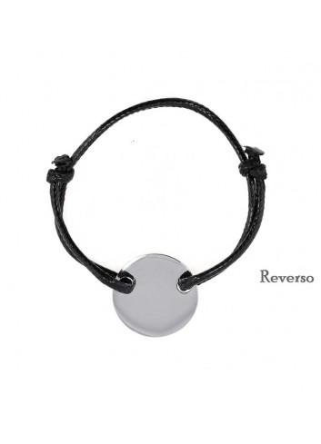 pulsera-alerta-medica-acero-cordon-negro reverso