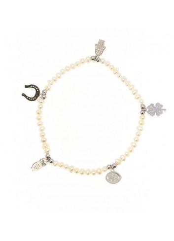 pulsera-de-la-suerte-plata-y-perlas reverso