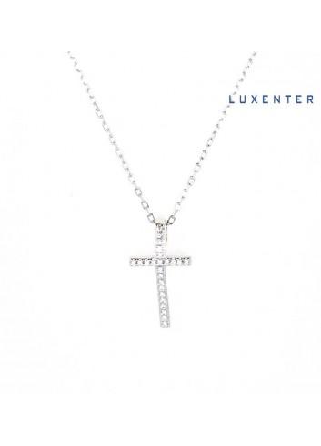 gargantilla-cruz-circonitas-luxenter-plata