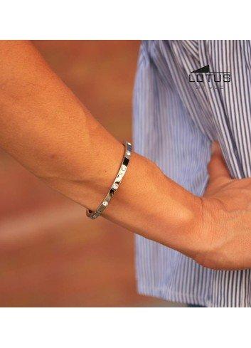 Lotus Style pulsera acero circonitas LS1846-2-1