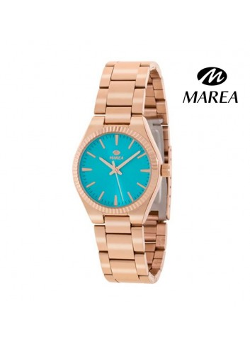 reloj-marea-mujer-cadena-chapado-en-oro-rosa-b21169-7-turquesa