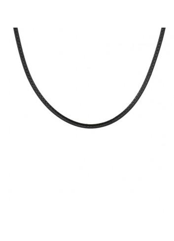 cordon negro-encerado-40-cm-2mm