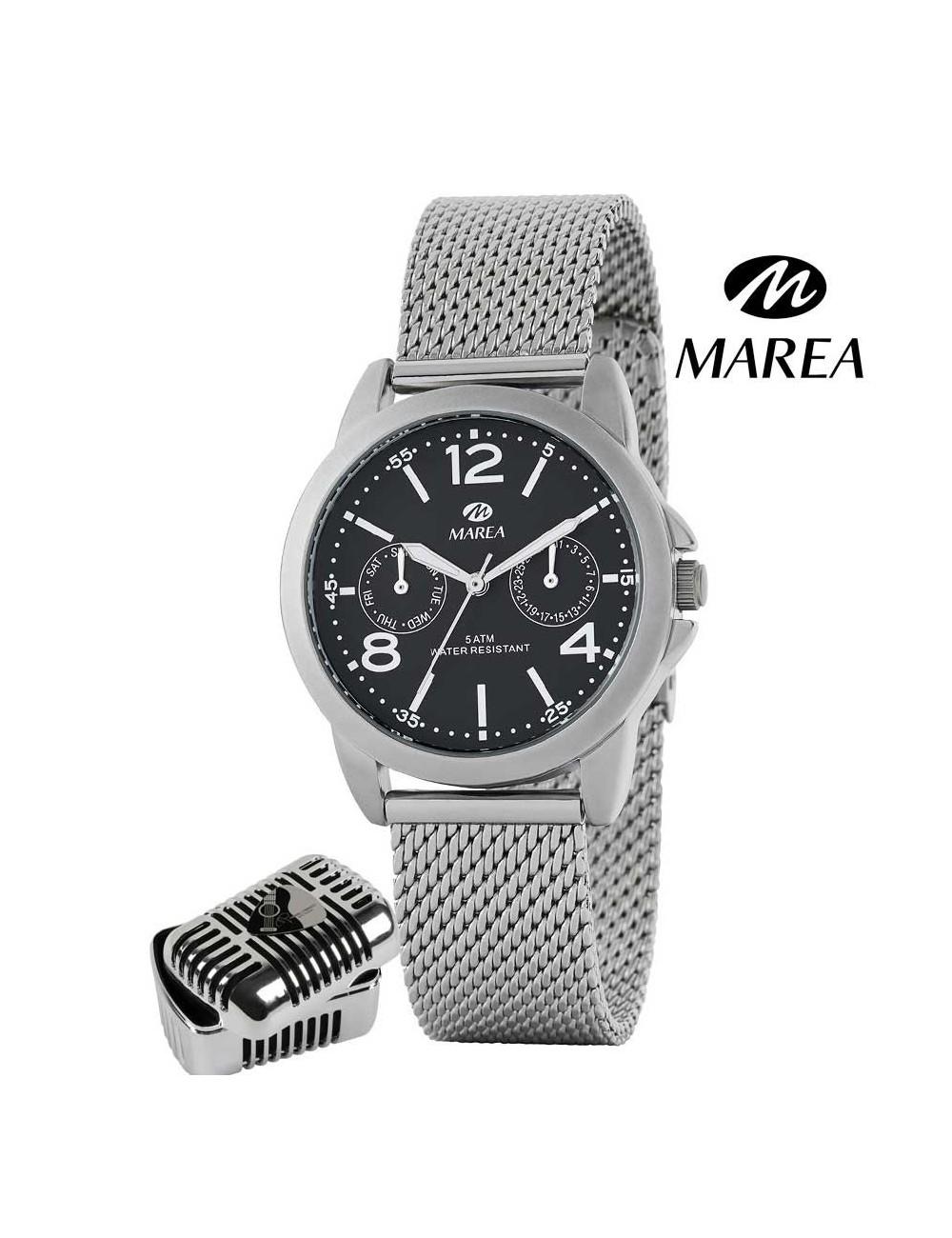reloj-marea-manuel-carrasco-cadena-malla-multifuncion-mujer-b41223-2-esfera-negra