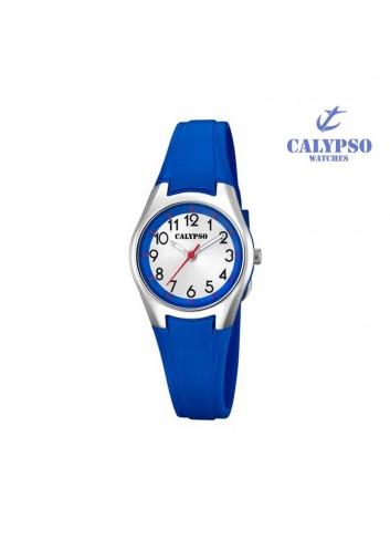 reloj-calypso-nina-goma-auzl-oscuro-redondo-k5750-5