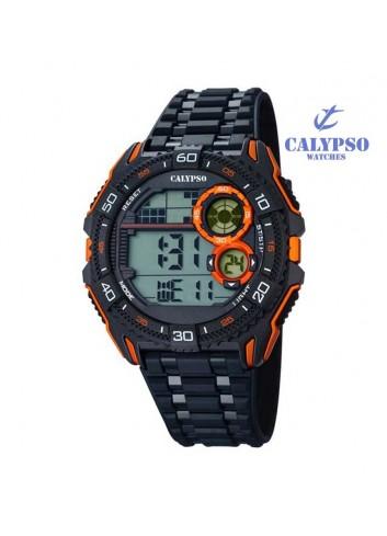 reloj-calypso-hombre-digital-goma-negro-naranja-k5670-6