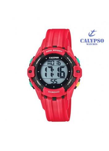 reloj-nino-calypso-digital-goma-rojo-k5740-3