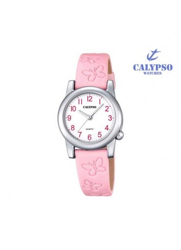 reloj-calypso-nina-piel-rosa-mariposas-redondo-k5711-2