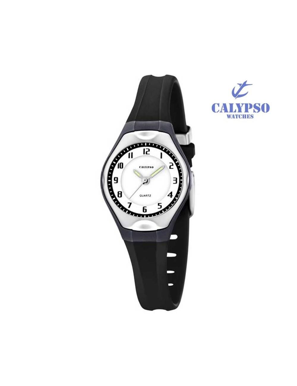 Sumergible Goma J Reloj Calypso Negro K5163 8Nn0vmywO