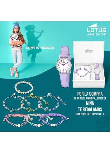 reloj lotus comunion niña regalo pulsera