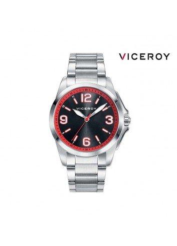 reloj-nino-viceroy-cadena-esfera-negra-42267-54-redondo