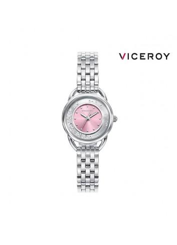 reloj-nina-viceroy-cadena-esfera-rosa-401012-70