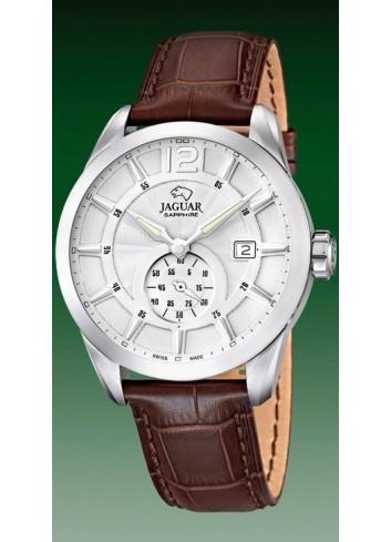 Reloj Jaguar hombre blanco correa J663-1