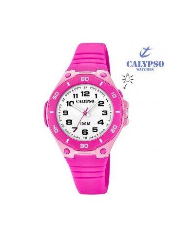 reloj-calypso-nina-correa-silicona-fucsia-k5758-3