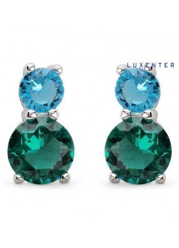 pendientes-luxenter-piedra-verde-y-azul
