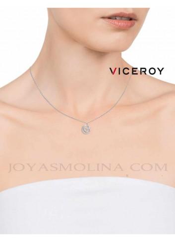 colgante Viceroy plata luna estrella 5061C000-38