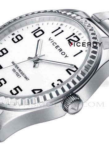 Reloj hombre Viceroy cadena acero números