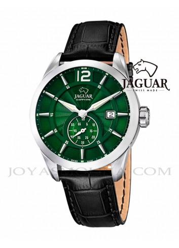 Reloj Jaguar hombre verde correa J663-3