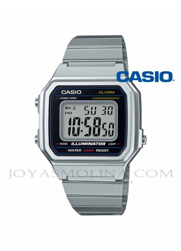 Reloj Casio digital vintage caballero B650WD-1AEF