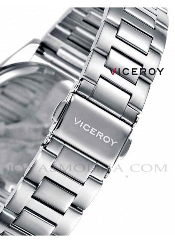 Cierre reloj niño Viceroy cadena multifunciones azul