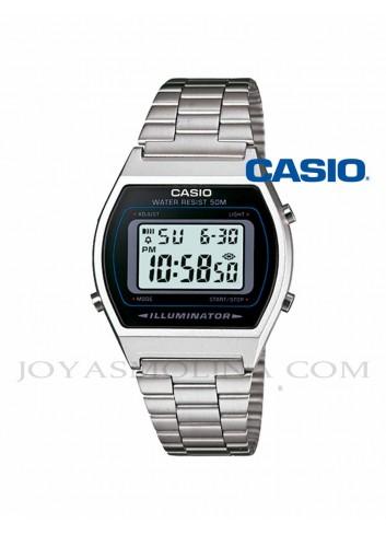 Reloj Casio digital vintage hombre B640WD-1AVEF