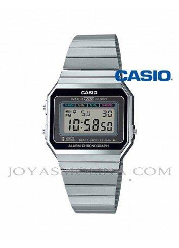 Reloj digital mujer hombre A700WE-1AEF