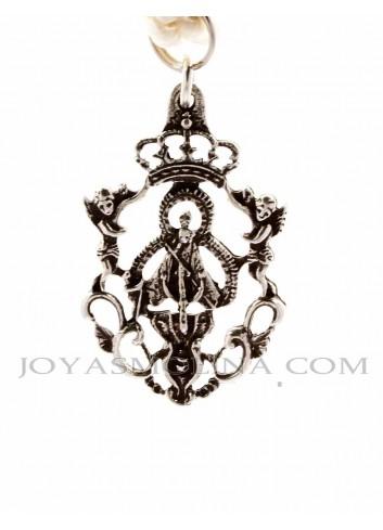 Medalla romería Virgen de la Cabeza