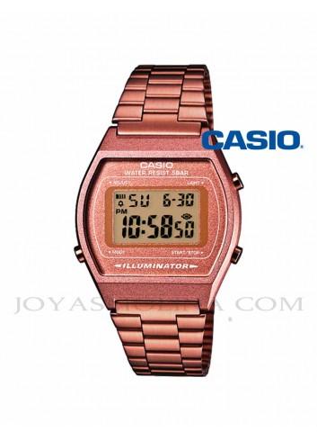 Reloj Casio digital vintage mujer B640WC-5AEF