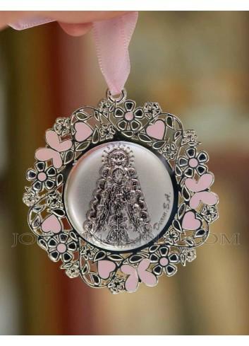 Medalla cuna Rocío