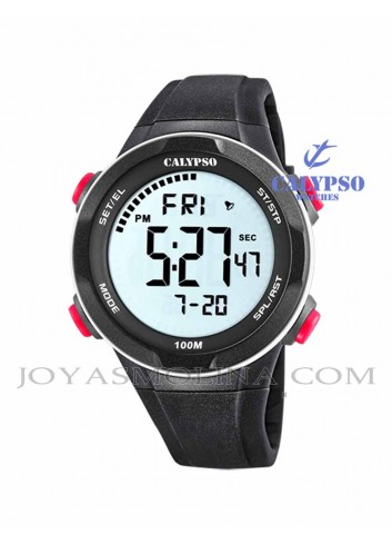 Reloj hombre Calypso digital K5780-2
