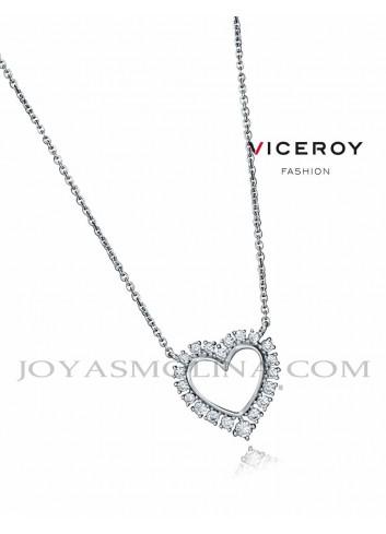 Gargantilla Viceroy Fashion con colgante corazón