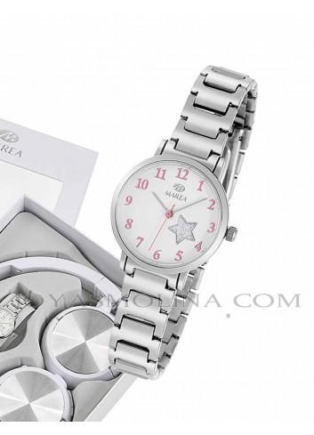 Reloj niña comunión con regalo