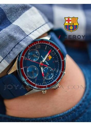 Reloj azulgrana del Barcelona para niño de comunion
