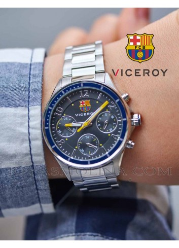 Reloj cadena Barcelona cadete