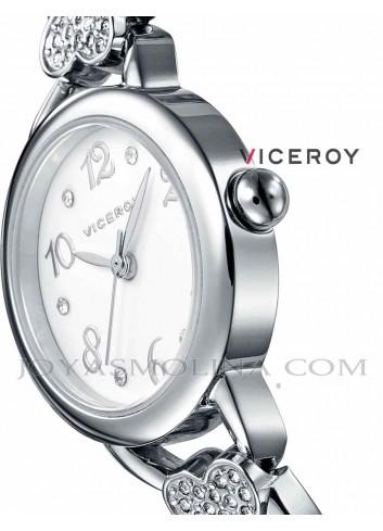 Reloj para niña de comunion cadena