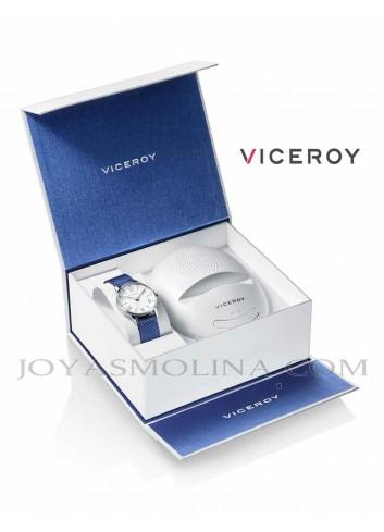 Reloj niño comunion con regalo Viceroy