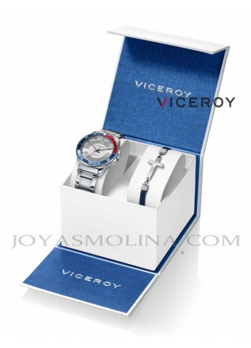 Reloj niño comunion con regalo de pulsera